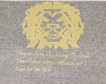 Th's Lion Tshirt
