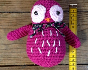 amigurumi little OWL