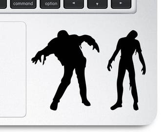 Zombie Decal, Zombie Sticker, Zombies Decal, Apocalypse Decal, Apocalypse Sticker, Zombie Laptop Decal, Outbreak Response Team, Decals,