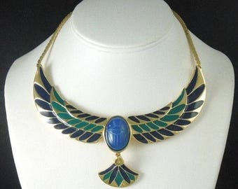 Jewels of the Nile  Necklace