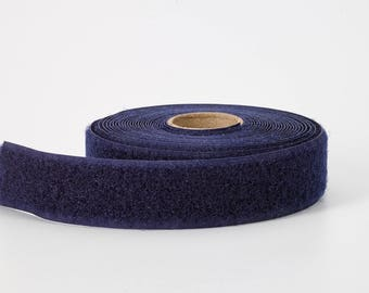"Loop 3/4"" Navy - 5 yards"