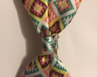 Pink bows