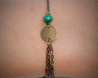 Fleeting Moon bracelet