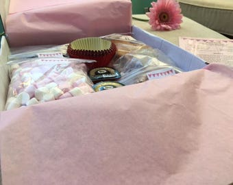 Rocky Road recipe box - make your own