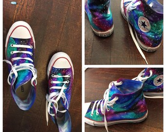 Galaxy Hightops
