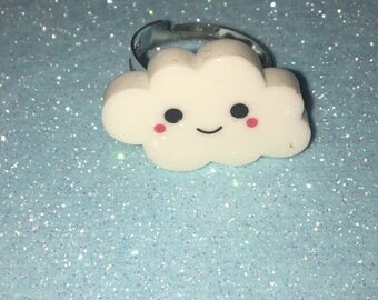 Kawaii Cloud Ring