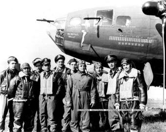 Memphis Belle & Crew