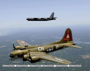 A B-17G Flying Fortress