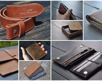 "Leather goods store ""Alex"""