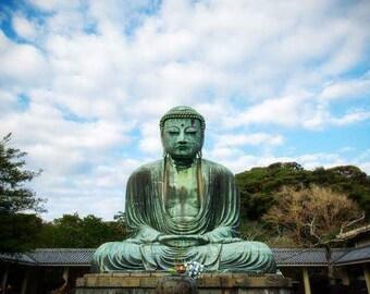Kotoku-in; The Great Buddah
