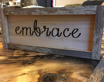 Made to Order Rustic Decor