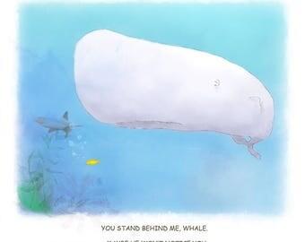 Brave Little Fish