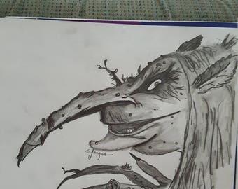 Elderwood Ancient Crone