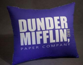 The Office Pillow - Logo