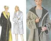 Simplicity 5426 - OVERSIZED COAT - Sewing Pattern - Multi Sizes xs-s-m-l-xl - UNCUT