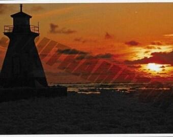Southampton Lighthouse Digital Printable