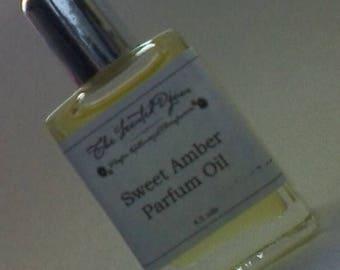 Sweet Amber Parfum Oil
