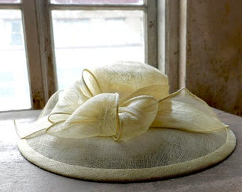 Suzanne Couture Millinery Hat