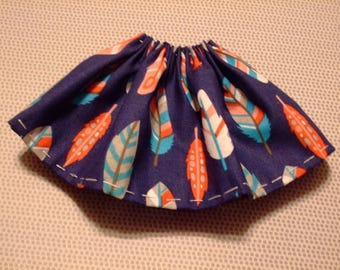 Blythe / DAL Skirt - My Lucky Feathers