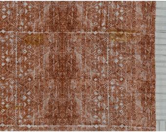 Nani Iro Kokka Japanese Fabric ori-some - kuriume - 50cm