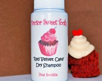 Red Velvet Cake Dry Shampoo