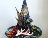 Bespoke Huntress Witch Hat