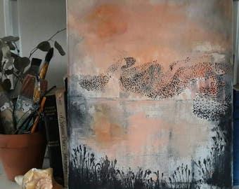 Murmuration Wall Art