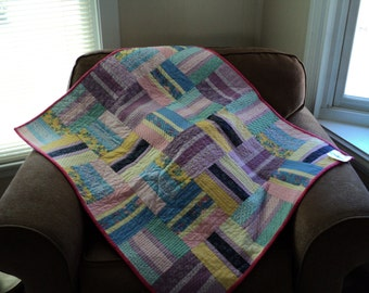 Over-Quilted Table Topper