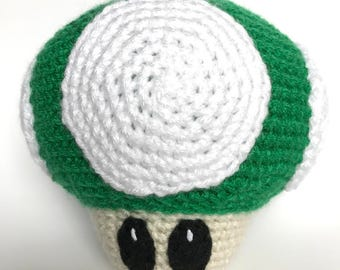 Super Mario Bros.  1 UP Mushroom