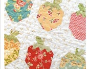 Quilt Pattern | Strawberry Social Mini Quilt | The Pattern Basket | Margot Languedoc | Quilting Pattern | Mini Quilting Pattern | Patchwork