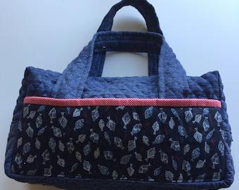 Small knitting bag