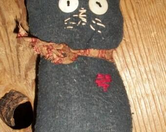 Primitive Sock Cat