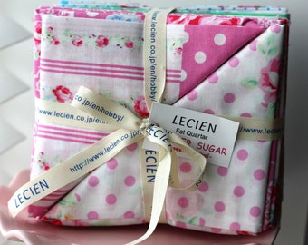 SALE 42 Fat Quarters - High Tea Collection Lecien Fabric by Jera Brandvig of Quilting in the Rain bundle