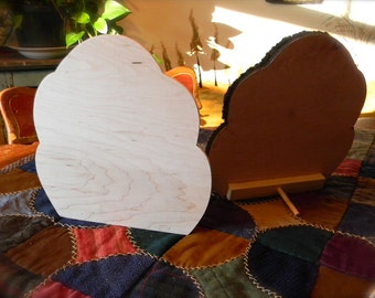 Wooden Dummy Board for - Colonial Fruit Basket Pattern - from Notforgotten Farm™