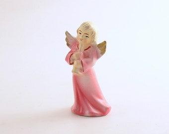 Vintage Christmas Decoration Angel Figurine