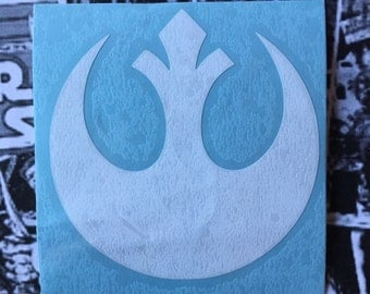 Star Wars Rebel Insignia Car, Laptop, or Decor Decal