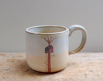 Rustic Treehouse Mug