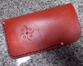 Scarlet Eyeglass Case
