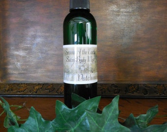 """Herbal Body Mist Protein Hair & Body Spray Natural Extracts 8 oz """"I-O"""" Scents"""