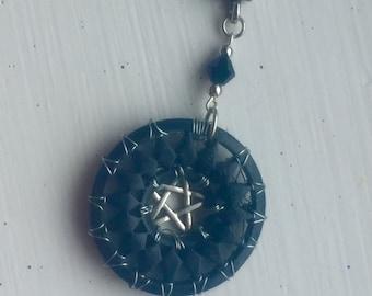 Celebrating Supernatural Necklace - SPNFamily Supernatural Jensen Ackles Jared Padalecki Misha Collins Mark Sheppard