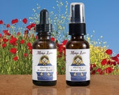 Grief, Loss, Broken Heart, Flower Essence Dropper, Spray or Aromatherapy Oil, Organic, Reiki-Infused North American and Bach Flowers
