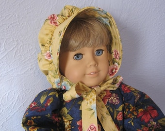 Handmade Pioneer Dress for American Girl Kirsten Doll