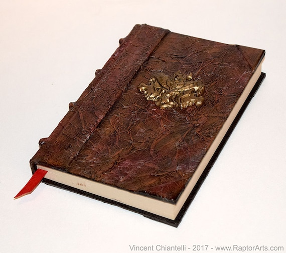 Tome Diablo book sketchbook notebook journal diary with ancient mysteries & magic within DnD