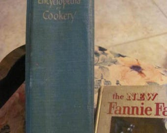 Encyclopedia of Cookery, by Wise 1951
