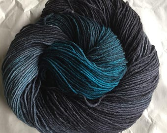 NEW The Periwinkle Sheep PURPOSE - black/turquoise