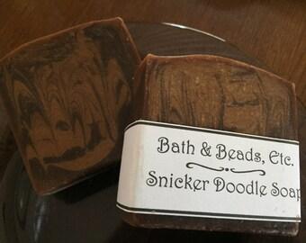 Snickerdoodle Handmade Soap