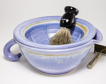 Large Shaving Scuttle - Large Scuttle Shave - Large Scuttle Mug - Big Scuttle Shaving - Warmer Shaving Bowl - Scuttle Warmer - In Stock