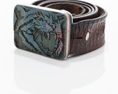 Fierce Pussy, Sam Parker Artist Series Buckle