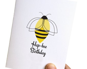 funny birthday cards // funny birthday wishes // bumble bee birthday card // punny cards // birthday card // bee birthday cards // bumblebee