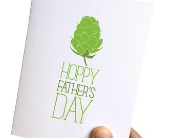 fathers day card // hoppy father's day card // father's day cards // fathers day greetings // happy fathers day